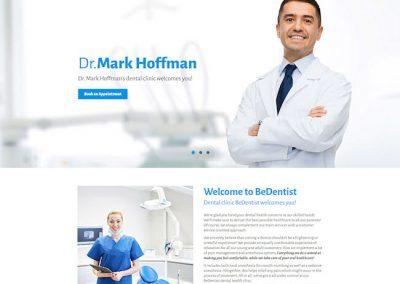 Dentist Example Website